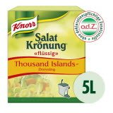 Knorr Salatkrönung flüssig Thousand Islands 5 L