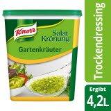 Knorr Salatkrönung Gartenkräuter 500 g -