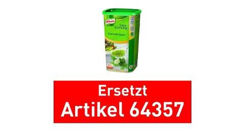 Knorr Salatkrönung Gartenkräuter 1 KG -