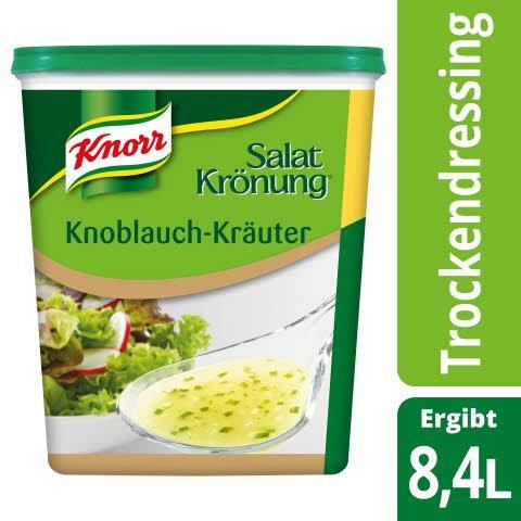 Knorr Salatkrönung Knoblauch-Kräuter 1 KG