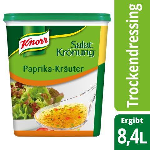Knorr Salatkrönung Paprika-Kräuter 1 KG