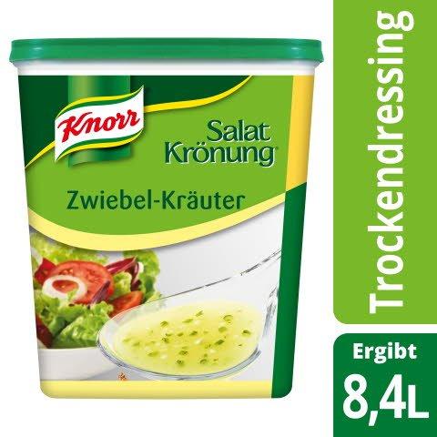 Knorr Salatkrönung Zwiebel-Kräuter 1 KG