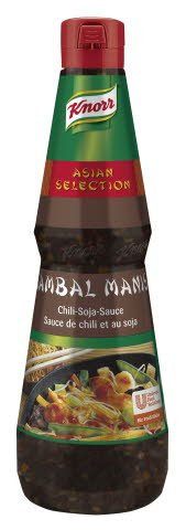 Knorr SAMBAL MANIS Chili-Soja-Sauce 1 L -