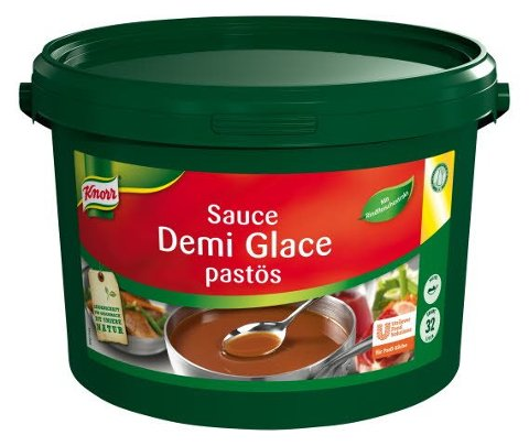 Knorr Sauce Demi Glace pastös 3,8 KG