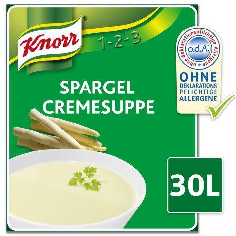 Knorr Spargel Cremesuppe 3 KG -