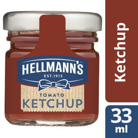 Hellmann's Ketchup 80 x 33 ml