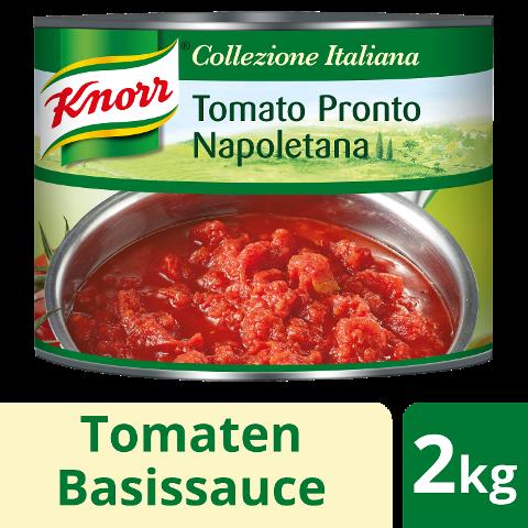 Knorr Tomato Pronto Tomatensauce stückig Dose 2 KG