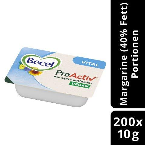 Becel Vital Portionspackung 40% Fett 200x 10g