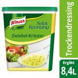 Knorr Salatkrönung Zwiebel-Kräuter 1 KG -