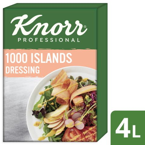 Knorr 1000 Islands Dressing 4 L