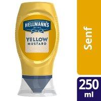 Hellmann's American Style Yellow Mustard 260 g  -