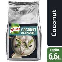 Knorr Coconut Milk Powder 1kg - Authentischer Geschmack für würzige und süsse Gerichte.