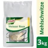 Knorr Roux Weisse Mehlschwitze 3 KG -