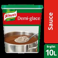 Knorr Sauce Demi-glace 1,2 KG - KNORR Sauce Demi-glace - mehr Sauce bei vollem Geschmack.