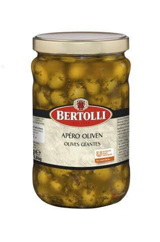 Bertolli Apéro Oliven 1,5 KG