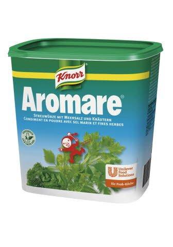 Knorr Aromare Streuwürze mit Meersalz und Kräutern 800 g -