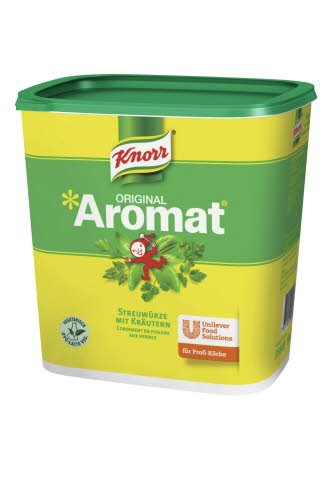 Knorr Aromat Universal Streuwürze mit Kräutern 900 g