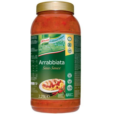 Knorr Arrabiata Sauce 2,25 L