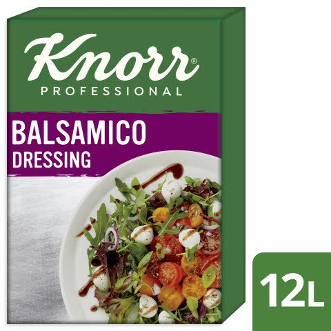Knorr Balsamico Dressing 12 L