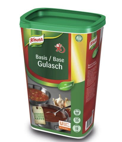 Knorr Basis für Gulasch 1,3 KG