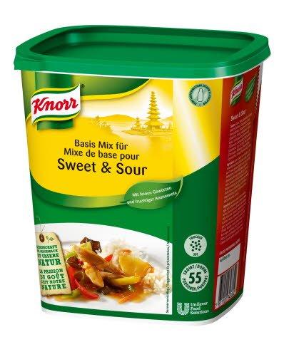 Knorr Basis Mix Sweet & Sour für Fleischgerichte 1 KG