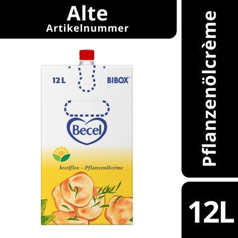 Becel Becelflex Pflanzenölcrème 12 L