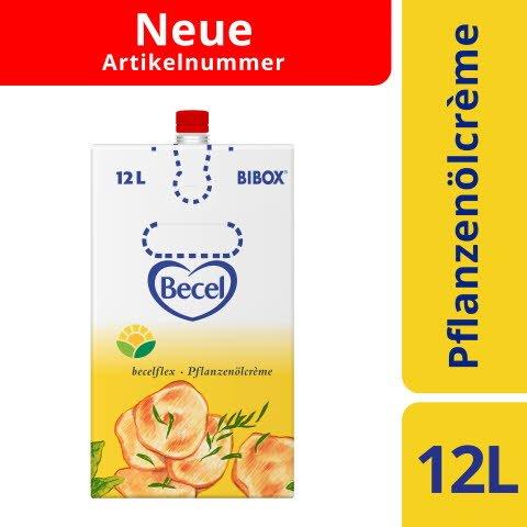 Becel Becelflex Pflanzenölcrème 1x12L BIB