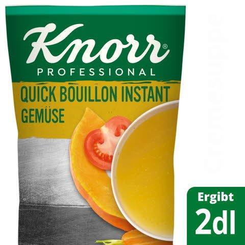 Knorr Quick Bouillon Instant Gemüse 200 g