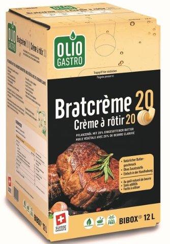 Oliogastro Bratcrème 20 12 L BiB -