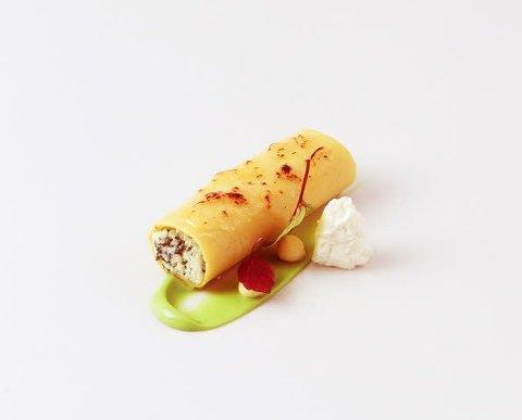 Caterline Cannelloni Ricotta e Spinaci (Ricotta-Spinat-Füllung) 4 kg (80 Stück à ca 50 g)