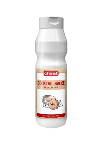 Chirat Cocktail Sauce 800 g Flasche
