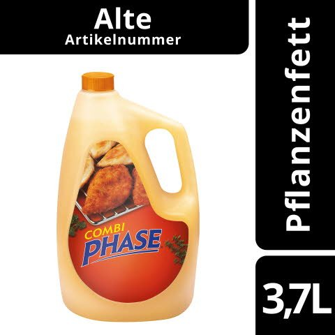 Phase Combi Phase - flüssige Pflanzenölzubereitung für den Einsatz im Combidämpfer 3,7 L
