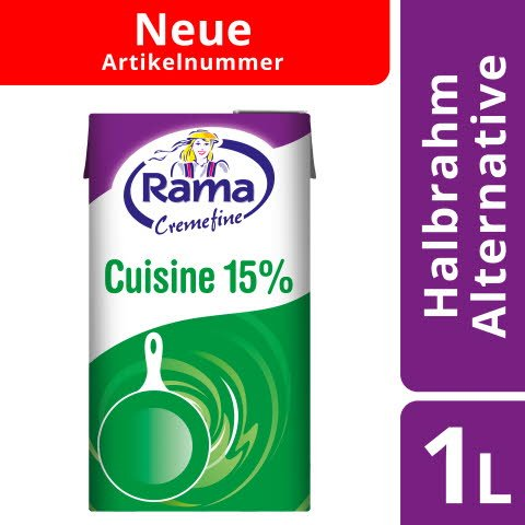 Rama Cremefine Cuisine 15% Fett 1L