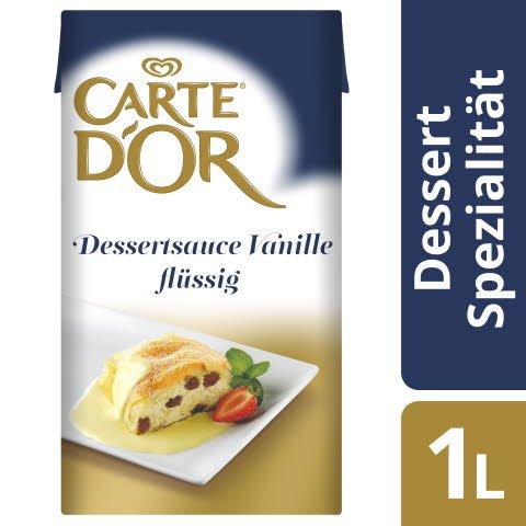 Carte D'or Dessertsauce Vanille 1 L