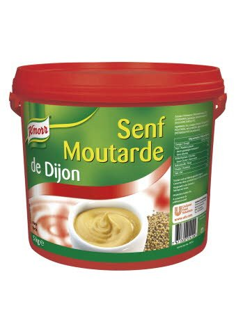 Knorr Dijon Senf 5 KG