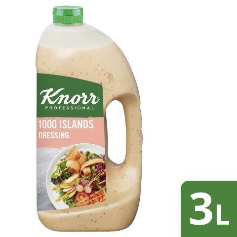 Knorr 1000 Islands Dressing 3 L -