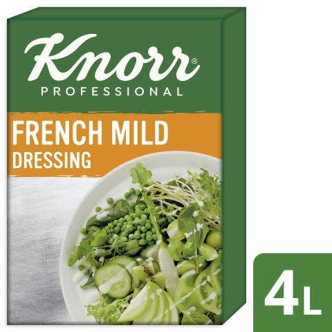 Knorr French Dressing mild 4 L -