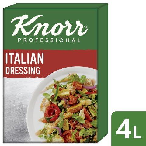 Knorr Italian Dressing 4 L -