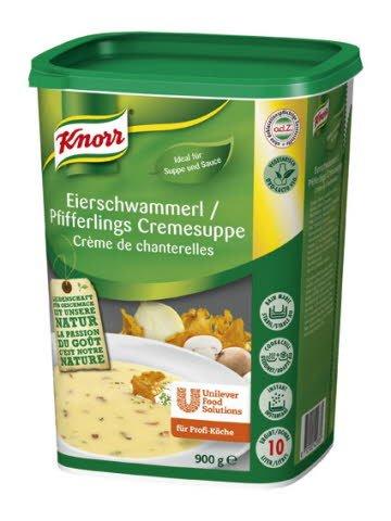 Knorr Eierschwammerl / Pfifferlings Cremesuppe 900 g