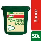 Knorr Essentials Clean Label Tomato Sauce (Tomaten Sauce) 1 x 7 KG