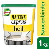 Maizena express Saucenbinder hell 1 KG