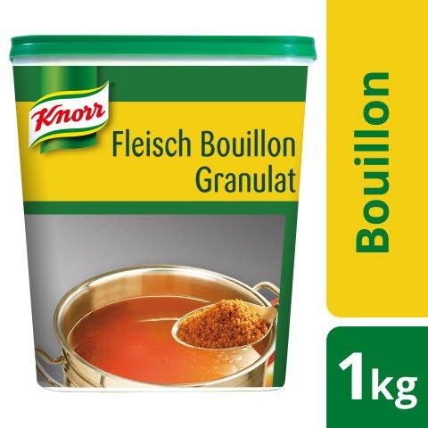 Knorr Fleisch Bouillon Granulat 1 KG