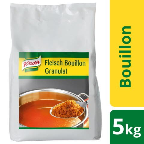 Knorr Fleisch Bouillon Granulat 5 KG