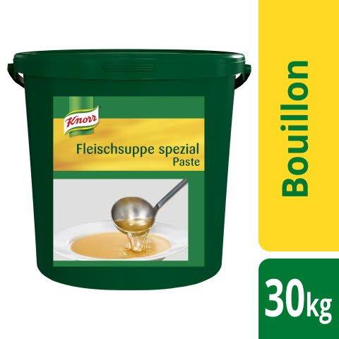 Knorr Fleischsuppe spezial Paste 30 KG