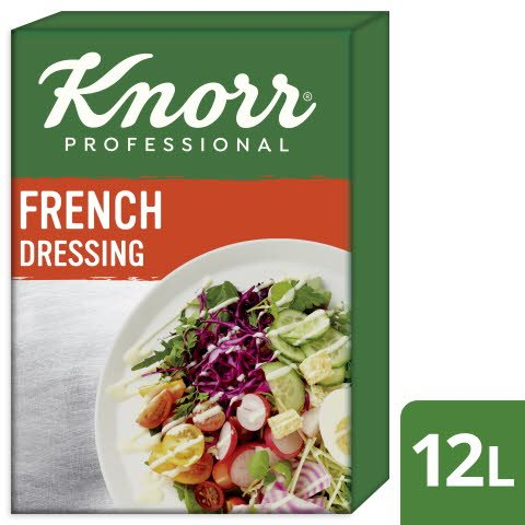 Knorr French Dressing 12 L