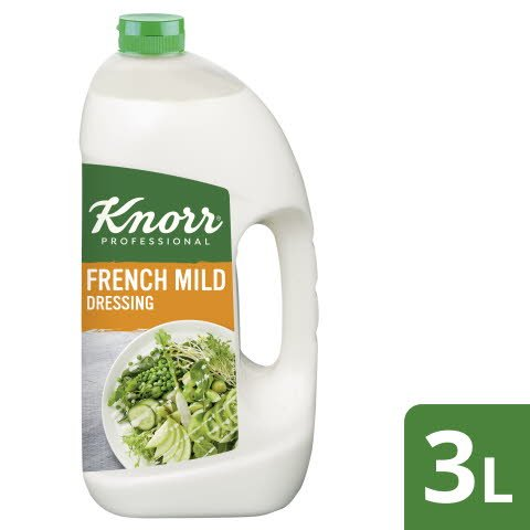 Knorr French mild Dressing 3 L