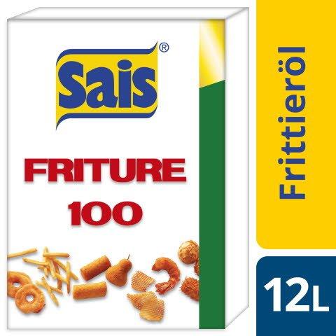 Sais Friture 100 Frittieröl 12 L