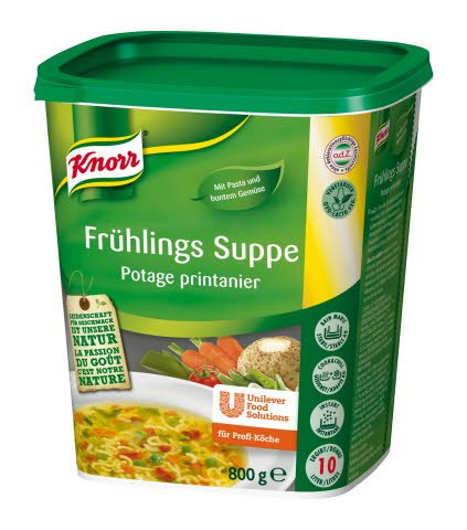 Knorr Frühlings Suppe 800 g