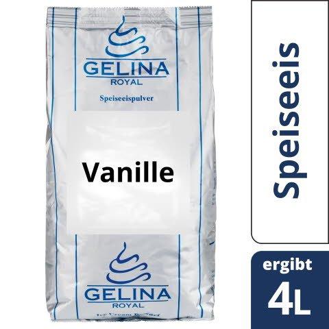 Gelina Royal Glace Vanille 1 KG