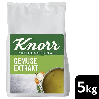 Knorr Gemüse Extrakt Bouillon mit Kräutern 5 KG